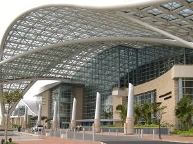 Puerto Rico Convention Center skylight inspired by ocean waves