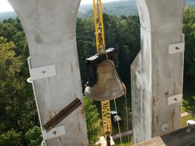 Gabriel bell restored to The Monastery of the Holy Spirit