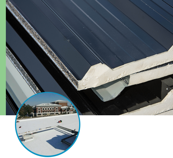Professional roofing products