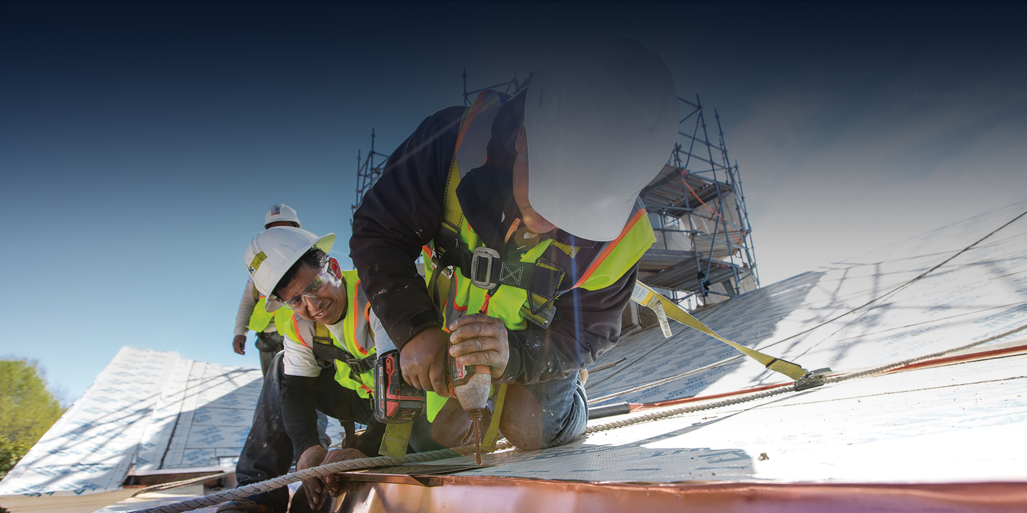 EDWOSB Women-Owned Commercial Roofing Contractor