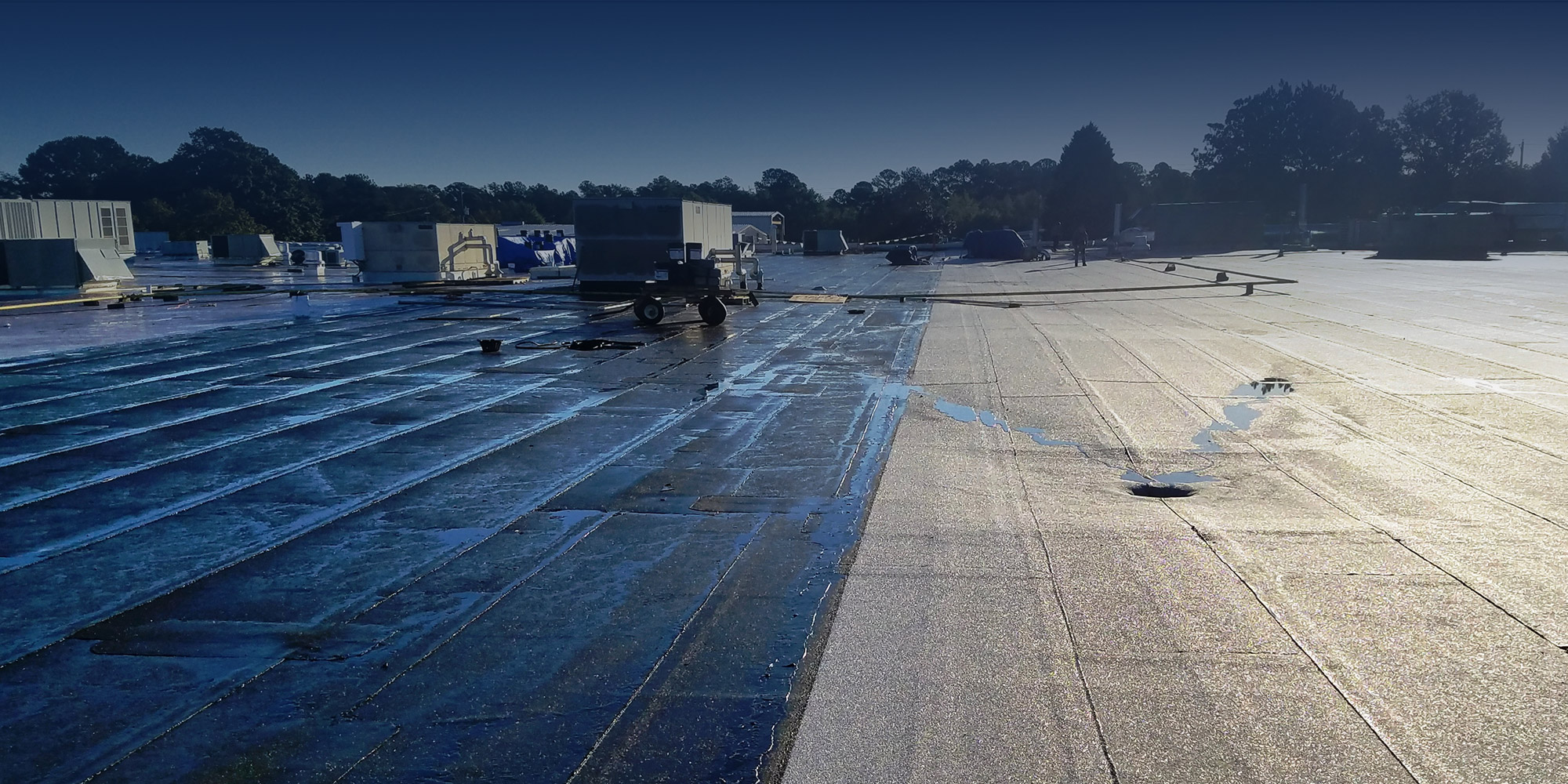 Roof installation | roof restoration | roof asset management
