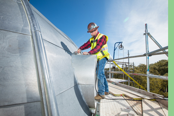 Experienced roofing experts